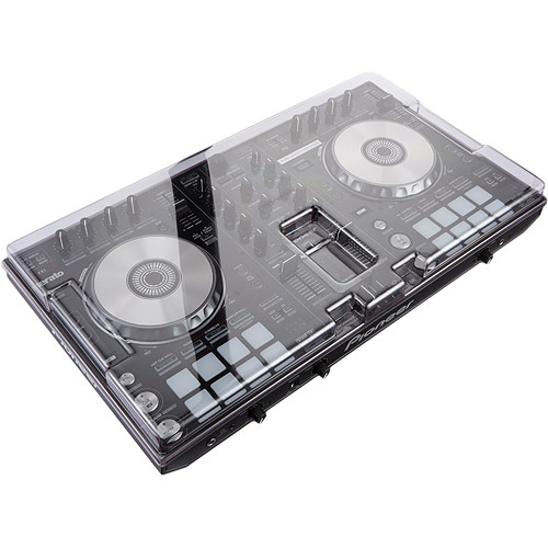 Decksaver Smoked/Clear Cover for Pioneer DDJ-SR DJ Controller