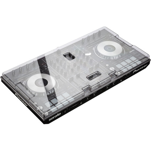 Decksaver Smoked/Clear Cover for Pioneer DDJ-SX and DDJ-SX2