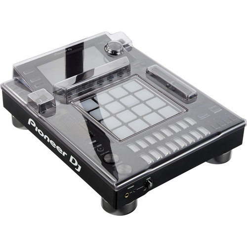 Decksaver Pioneer DJS-1000 Cover (Smoked/Clear)