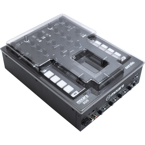 Decksaver Cover for Mixars Duo & Duo MKII Scratch Mixers