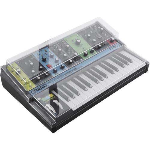 Decksaver Cover for Moog Grandmother Semi-Modular Analog Synthesizer