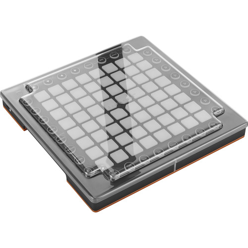 Decksaver Novation Launchpad Pro Cover (Smoked/Clear)