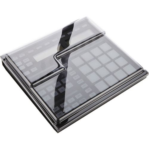 Decksaver Dust Cover for NI MASCHINE MK2 Controller (Smoked/Clear)