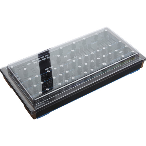 Decksaver Cover for Novation Peak Synthesizer (Smoked/Clear)