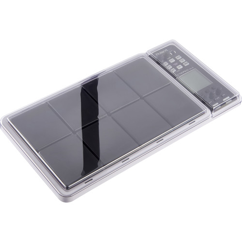 Decksaver Cover for Roland Octapad SPD-30 (Smoked/Clear)