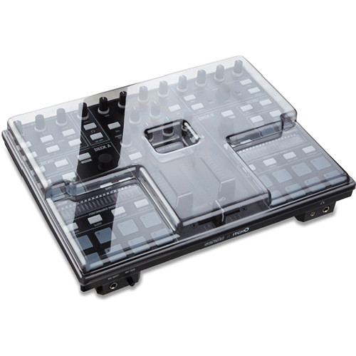 Decksaver Smoked/Clear Cover for Novation Twitch DJ Controller