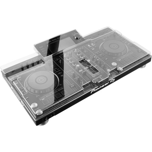 Decksaver Cover for Pioneer XDJ-RX2 Controller (Smoked/Clear)