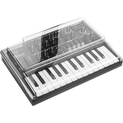 Decksaver Arturia Light Edition MicroBrute Cover