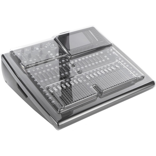 Decksaver Behringer X32 Compact Cover (Smoked/Clear)