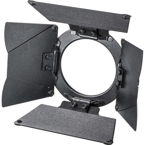 """Dedolight 8 Leaf Barndoor Set with Gel Clips - 5.5"""""""