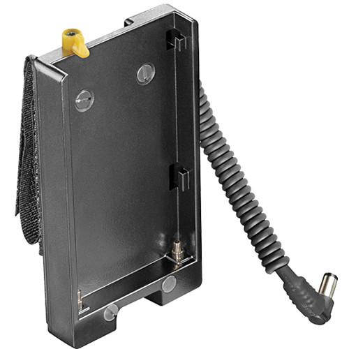 Dedolight DLBCA-NPF Belt Adapter for NP-F Batteries