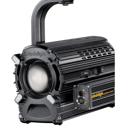 Dedolight DLED12.1-T-PO-DMX Pole-Operated Tungsten LED Light Head