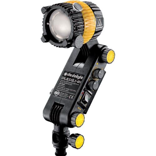 Dedolight DLED2.1HSM-BI Bi-Color LED Light Head with Shoe Mount