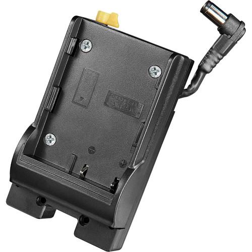 Dedolight Battery Plate for DLED2 Light (Canon BP 808/809/819)