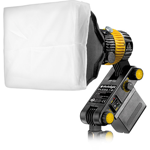 Dedolight Soft Box with Speed Ring for DLED2.1 LED