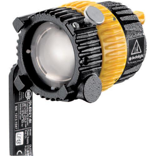 Dedolight 40W TURBO LED Light Head with Camera Shoe Mount (Tungsten)
