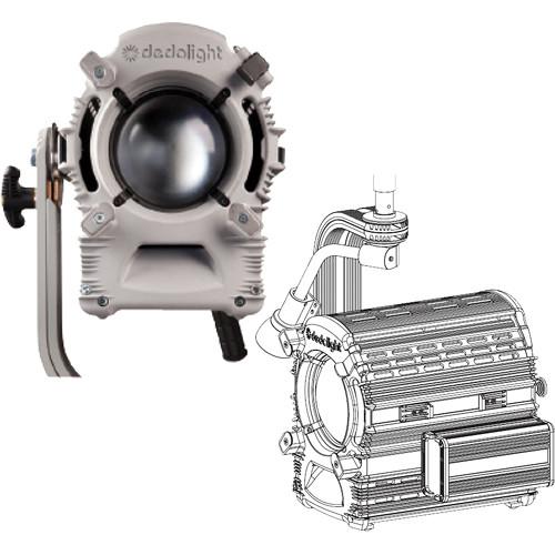 Dedolight DLH1000TPO Tungsten Lamp Head (1000W, 120-240V)