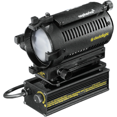 Dedolight DLH4-300 Tungsten DMX Light Head (150W/230V)