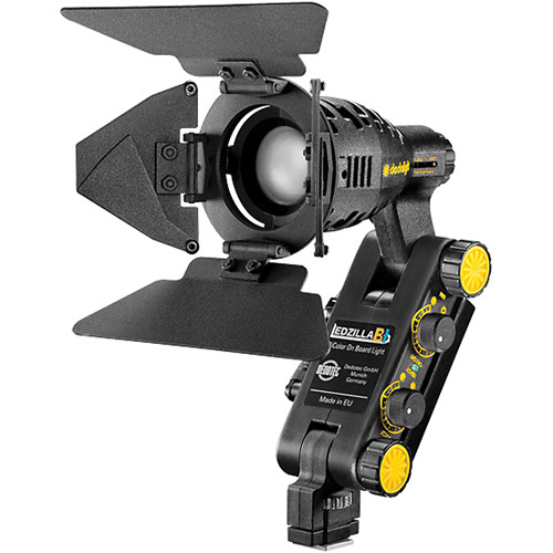 Dedolight DLOBML2-BI Ledzilla Mini LED Bi-Color On-Camera Light