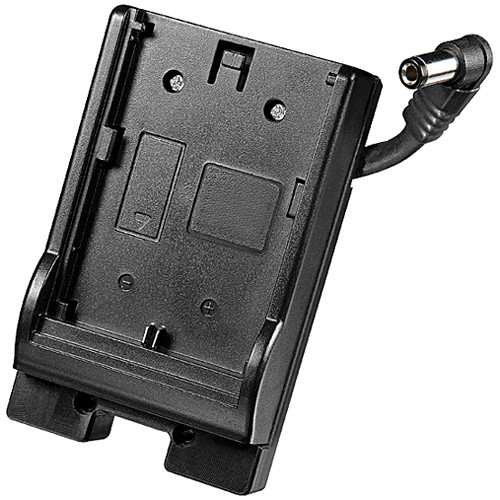 Dedolight DLOBML-BC2 Ledzilla-Series Battery Shoe for Select Canon Batteries
