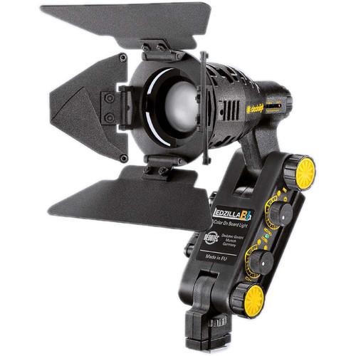 Dedolight Ledzilla Bicolor Focusing On-Camera LED Light