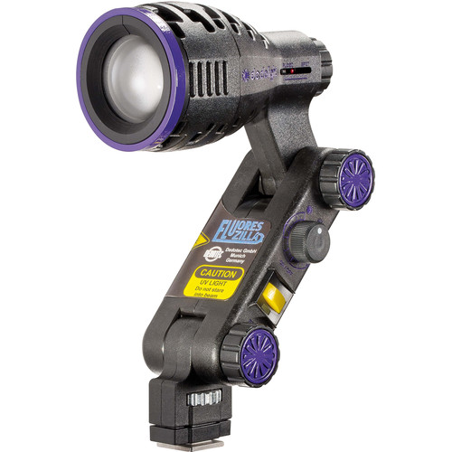Dedolight Fluores-Zilla UV 400 LED Light