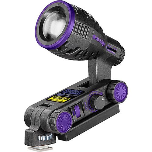 Dedolight FluoresZilla UV On-Board Light Head LED (400nm)
