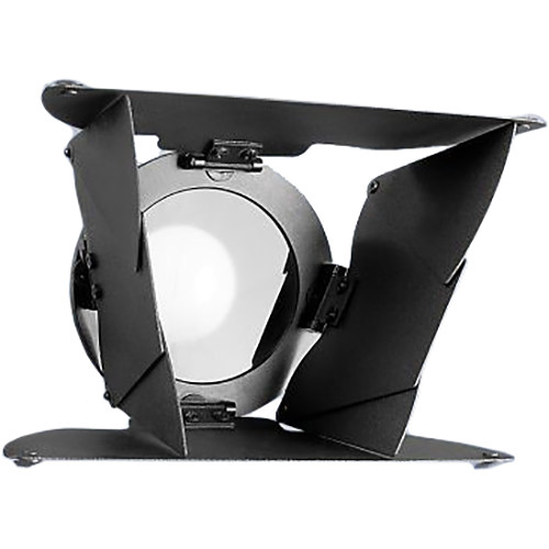 Dedolight Wide Angle Attachment with Rotating Barn Door Leaves for Classic Dedolight