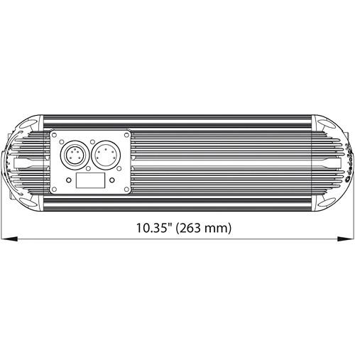 Dedolight DT9.1-DMX AC Power Supply for DLED9.1 LED Lights
