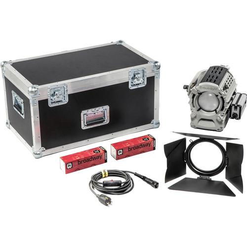 Dedolight DCHD1200 Hard Case with Foam for 1000W Tungsten Lighting Kit (Black)