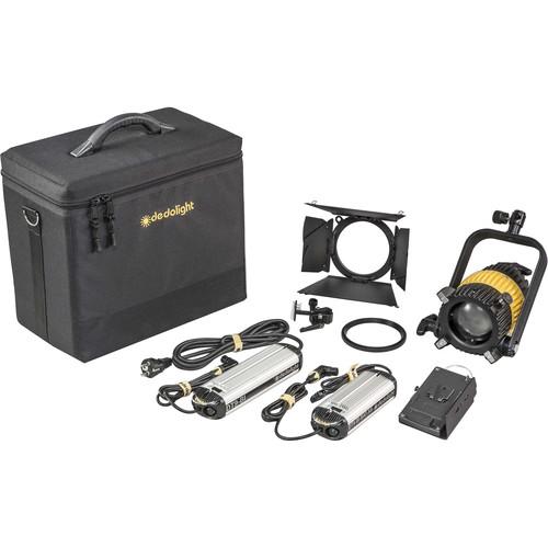 Dedolight DLED9-D Daylight LED 1-Light Kit