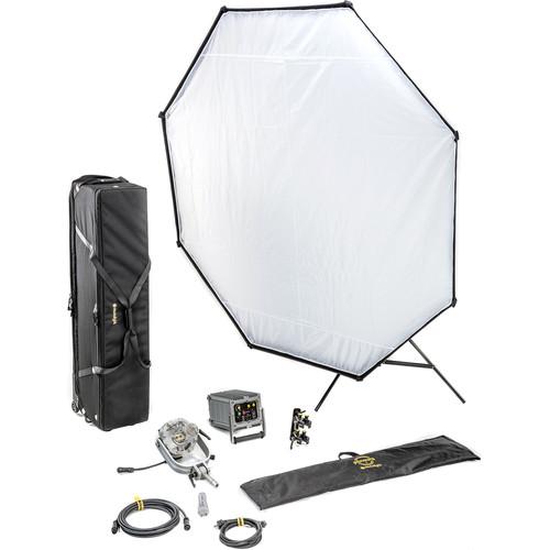 Dedolight Panaura 7 Lighting Kit - 1 X 1200W (Dlh1X1200Sd) Daylight - 90-264V Ac
