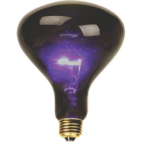 DeeJay LED B100 Mushroom-Shaped Purple Incandescent Bulb (100W)