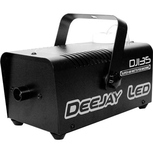 DeeJay LED DJL Super Fog Machine (400W)