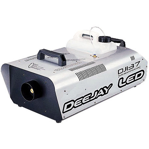 DeeJay LED DJL Super Fog Machine (2000W)