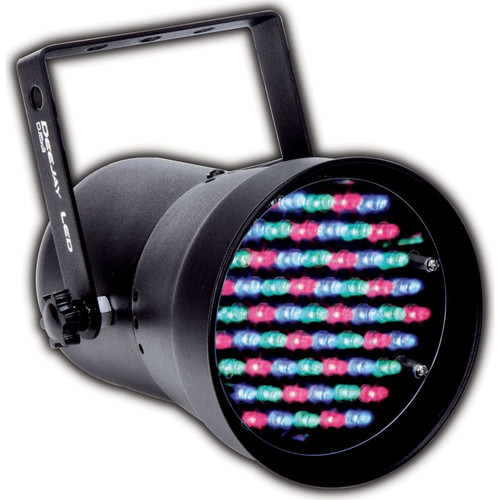 DeeJay LED 12W LED Par Can Fixture with DMX Control