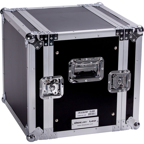 "DeeJay LED 10 RU Effect Deluxe Case (14"" Deep)"