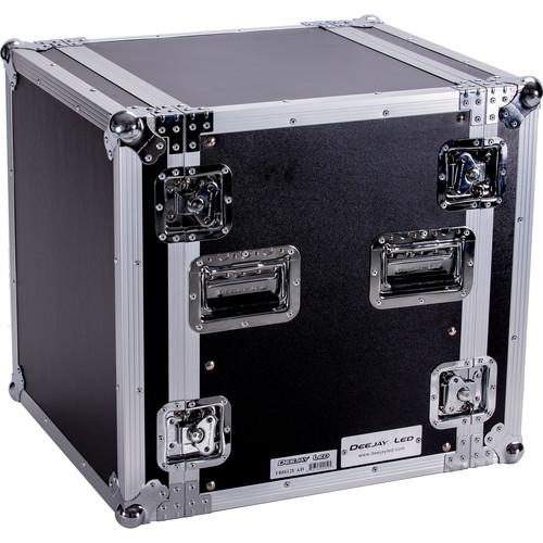 """DeeJay LED 12 RU Amplifier Deluxe Case (18"""" Deep)"""