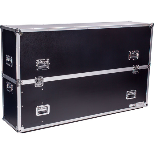 "DeeJay LED Road Case for 70"" LED TV"