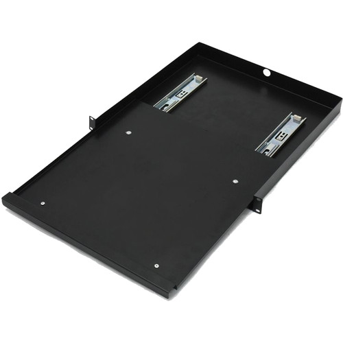 DeeJay LED 1RU Metal Sliding Rack Tray