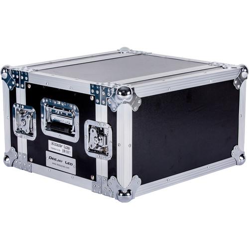 """DeeJay LED 6 RU Effect Deluxe Case (14"""" Deep)"""