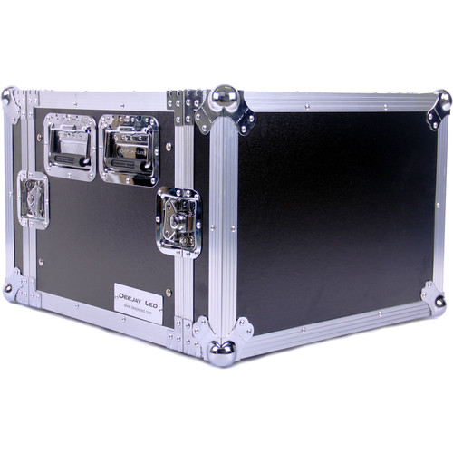 "DeeJay LED 8 RU Amplifier Deluxe Case (18"" Deep)"