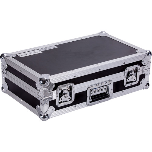DeeJay LED Deluxe CD Case for 100 Jewel Case CD's