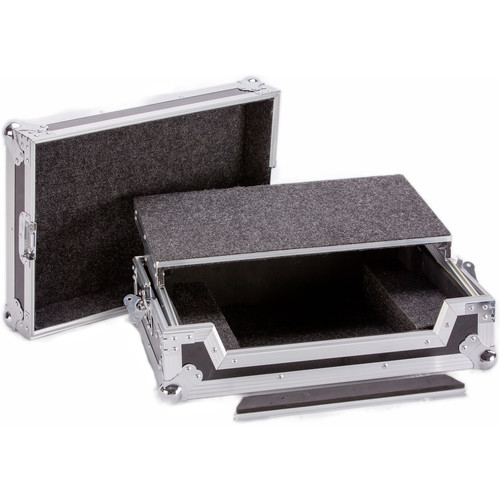 DeeJay LED Fly Drive Case for Pioneer DDJRB System with Laptop Shelf