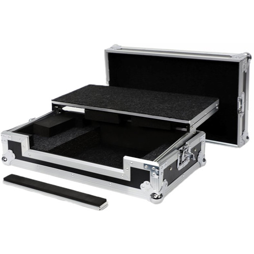 DeeJay LED Fly Drive Case for Pioneer DDJSB1X/SB2/SB3 Controller+Laptop Shelf /DDJSB1/Controller with Laptop Sh
