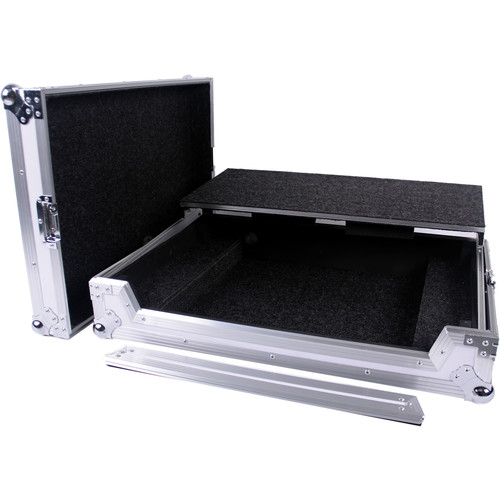 DeeJay LED Case for Pioneer DDJ-SX and DDJ-SX2 Controller (White)