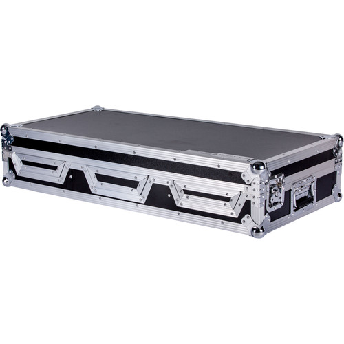 DeeJay LED Fly Drive DJ Coffin Case for Two Pioneer CDJ-2000 Multi Player and One DJM900 Mixer