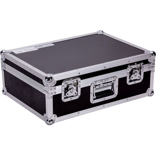DeeJay LED Digital Recording Utility Case with Pick-and-Pluck Foam