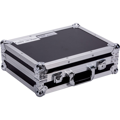 """DeeJay LED Fly Drive Case for 15"""" Laptop and Accessories (Black)"""