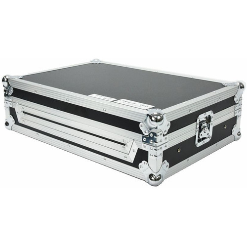 DeeJay LED Fly Drive DJ Controller Case for Denon MC7000 DJ Controller with Laptop Shelf